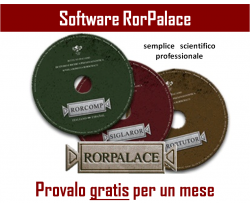 Software Rorschach RorPalace